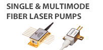 976nm and 980nm Fiber Laser Pump Laser Diodes