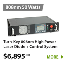 High Power Laser Diode Source 808nm Sale