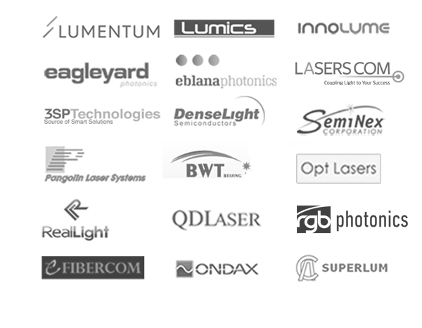 All Laser Diode Wavelengths & Brands, One Site, Comparison Shopping