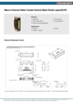 /laser-diode-product-page/808nm-940nm-300W-per-bar-stack-Focuslight