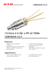 /laser-diode-product-page/1310nm-1mW-TOSA-LC-Fabry-Perot-2-5Gbps-WTD