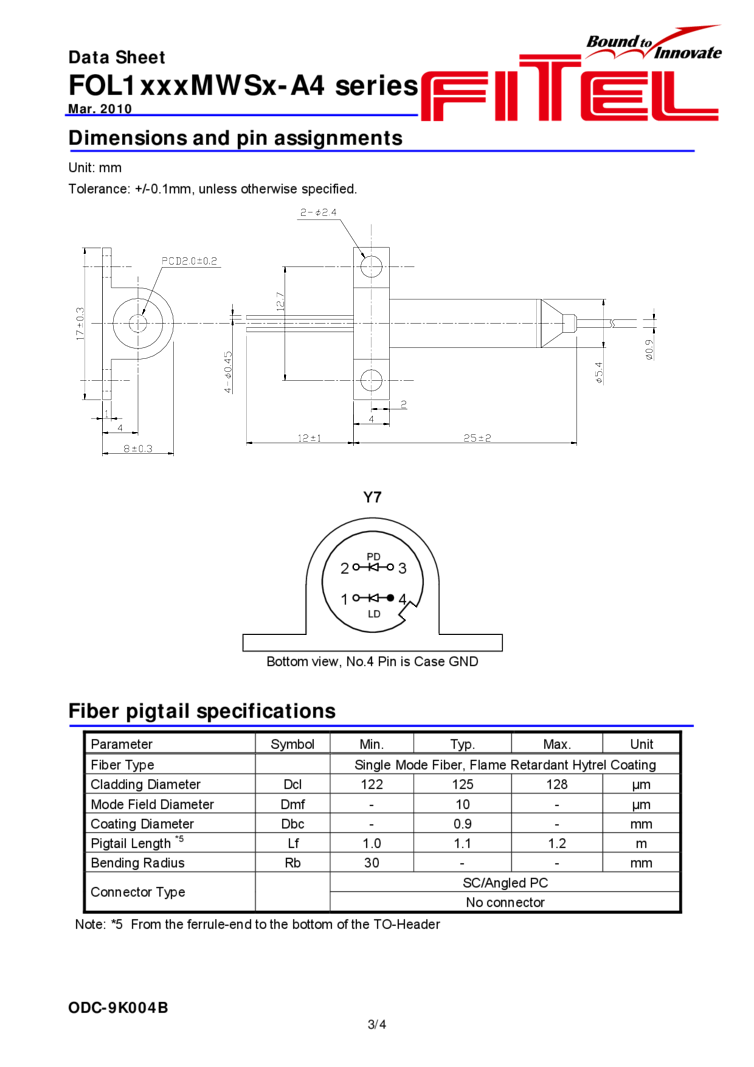 photo diode transimpedace return path pdf