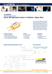 /shop/1030nm-3000mW-2-Pin-Fiber-Coupled-Module-Lumics