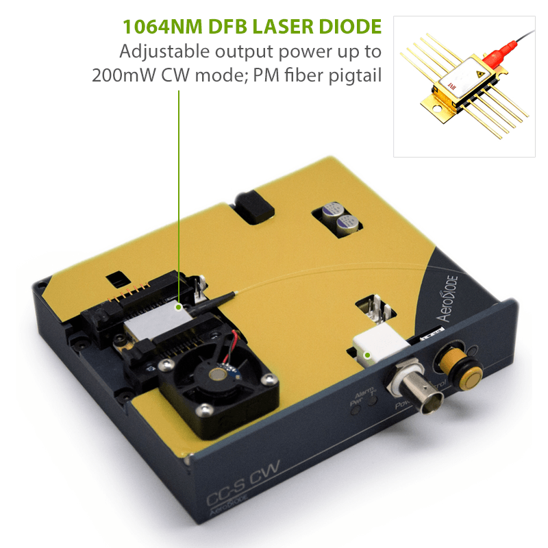 DFB laser diode, 1064nm