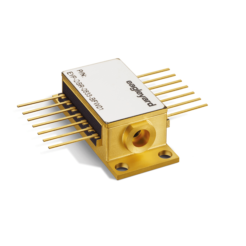 808nm Super-Collimated Butterfly Laser Diode